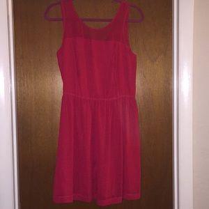 Kensie | red dress